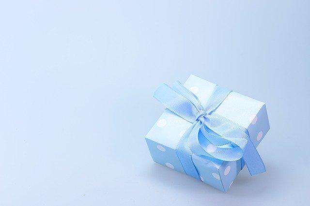 prezent na gwiazdkę